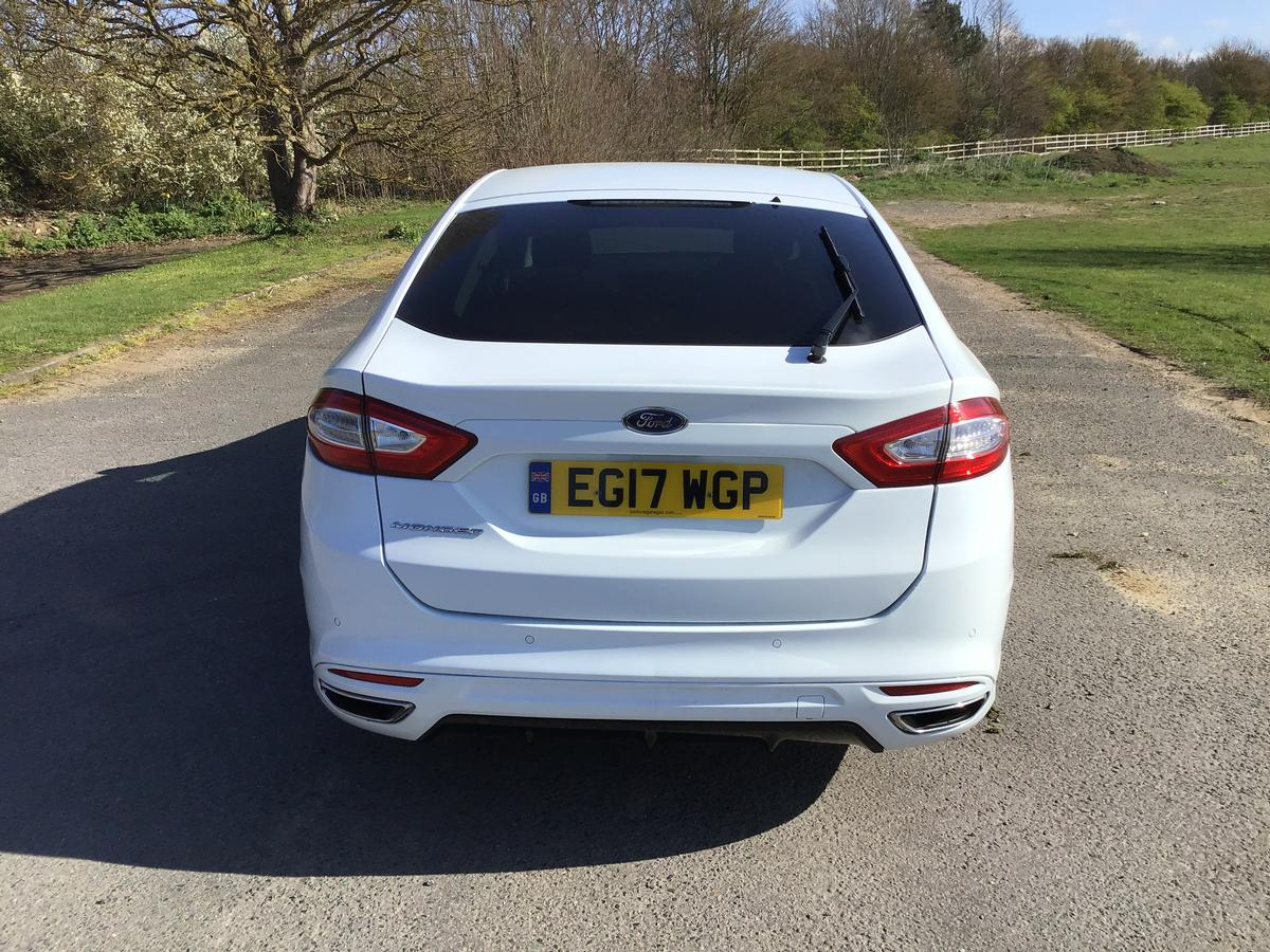 Ford  - Mondeo ST Line X