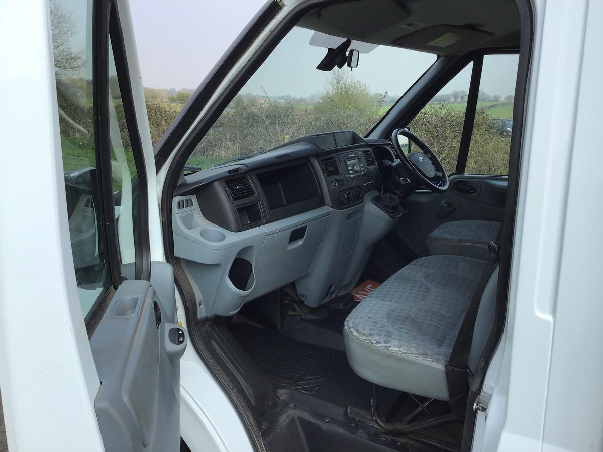 Ford - Transit Tipper