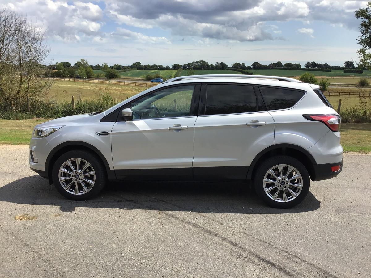Ford - Kuga Titanium