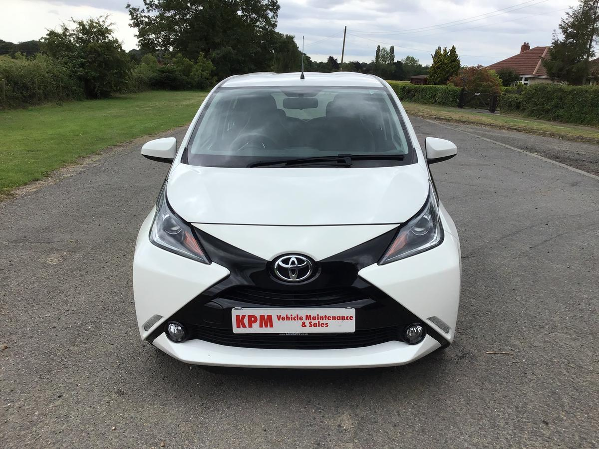 Toyota - Aygo