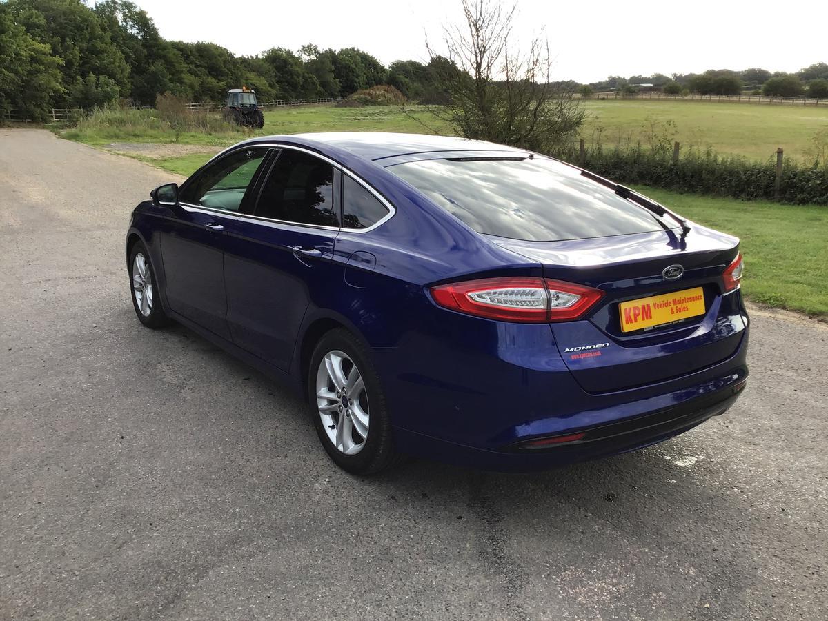 Ford - Mondeo Titanium X