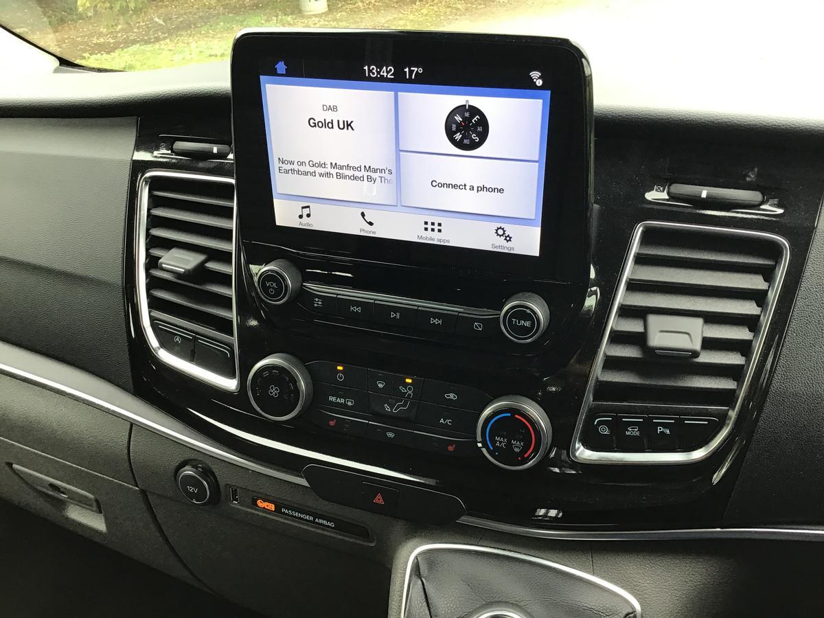 Ford  - Tourneo Custom