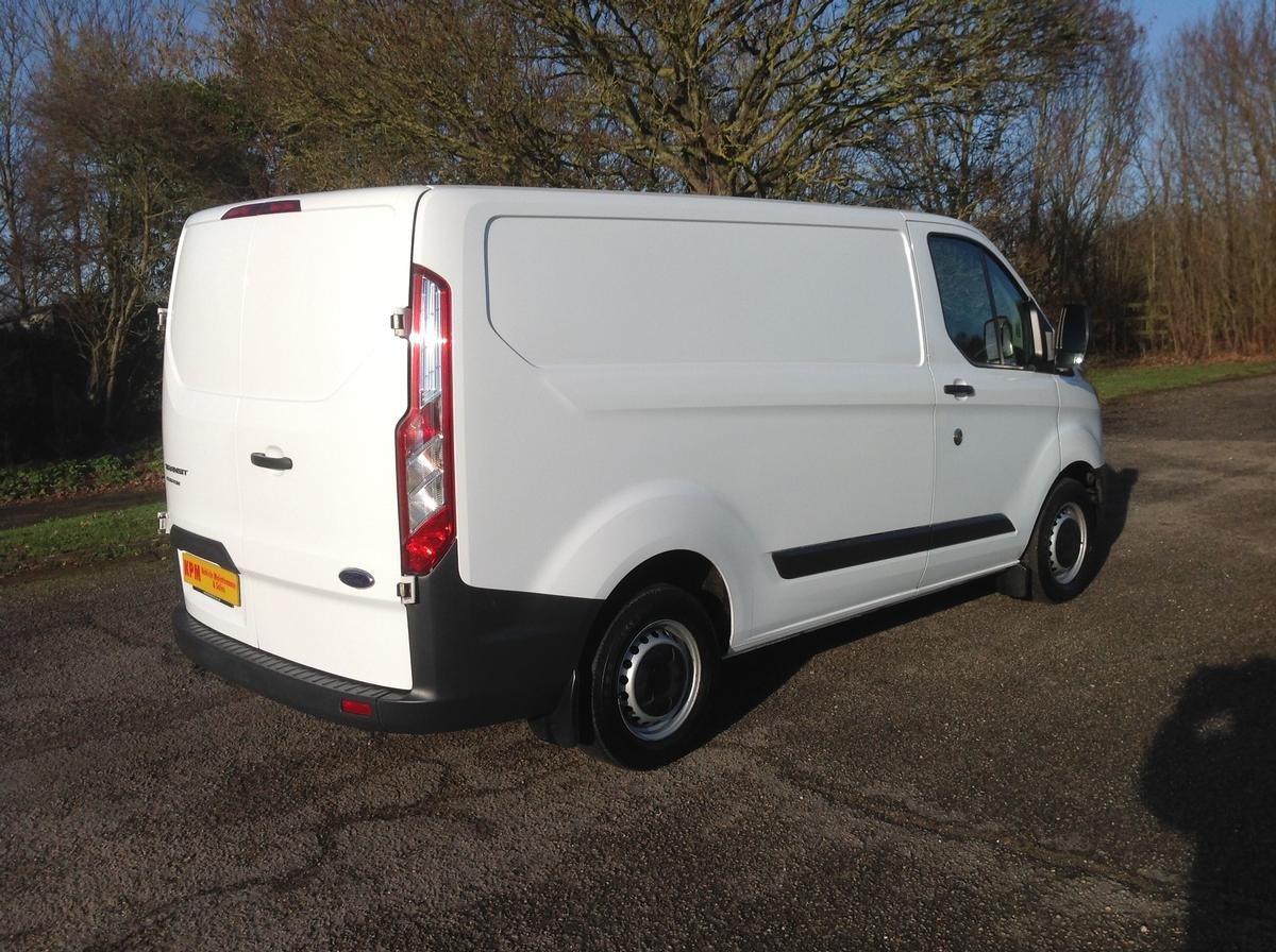 Ford - Transit Custom